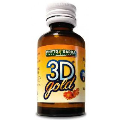3D GOLD DRENA DEPURA 15ML PHYTOG