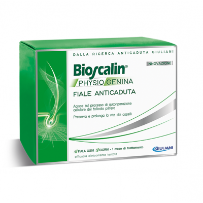 BIOSCALIN PHYSIOGENINA F PS