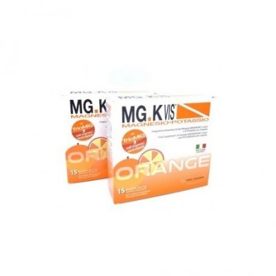 MGK VIS ORANGE 15+15BUST