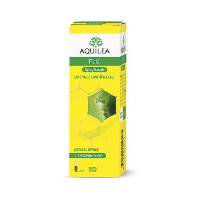 AQUILEA FLU SPRAY GOLA 20ML