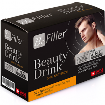 BE FILLER BEAUTY DR MAN 30BUST