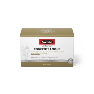 SWISSE CONCENTRAZIONE 8FLX30ML