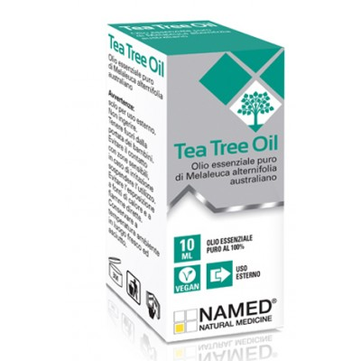 TEA TREE OIL GTT 10ML NAMED