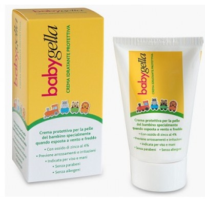 BABYGELLA CR IDRAT PROT 50ML