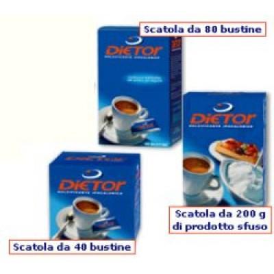DIETOR DOLCIF SFUSO 200G
