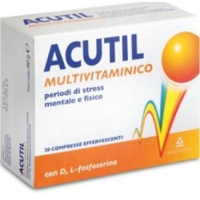 ACUTIL-INTEG MULTIV 20CPR EFF