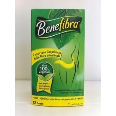BENEFIBRA NOVAFIB LIQ 12BS 60ML