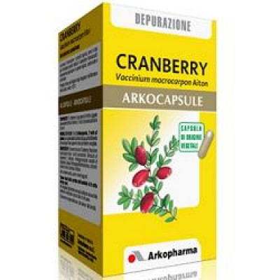 CRANBERRY ARKOCAPSULE 45CPS