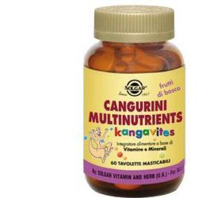 CANGURINI MULTINUT FR/BOSC SOLG