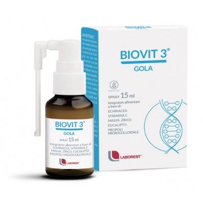 BIOVIT 3 SPRAY GOLA 15ML