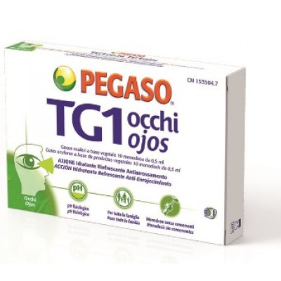 TG1 OCCHI GTT OCUL 10FL MON0,5