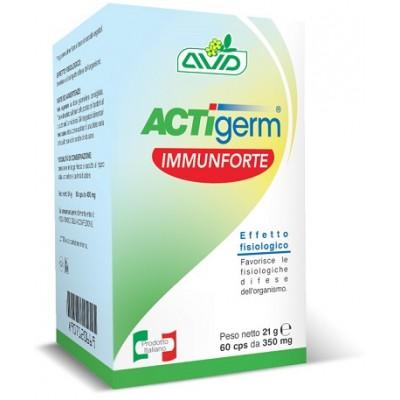 ACTIGERM IMMUNFORTE 60CPS