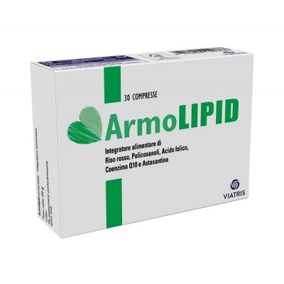 ARMOLIPID INTEG 30CPR
