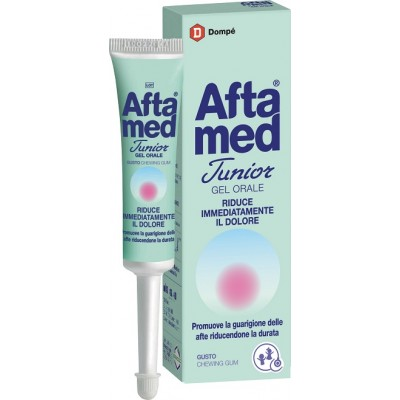 AFTAMED GEL JUNIOR 15ML