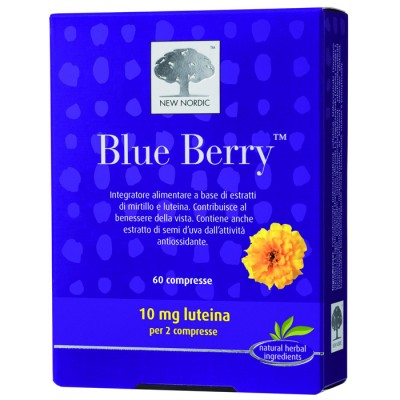 BLUE BERRY 60CPR NEW NORDIC