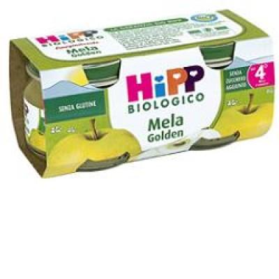 HIPP OMO MELA GOLDEN 2X80G