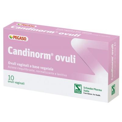 CANDINORM OV VAG 10X2G