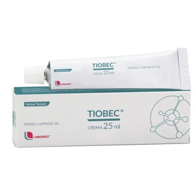 TIOBEC CREMA AC LIPOICO 25ML