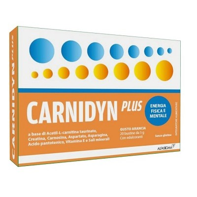 CARNIDYN PLUS INTEG 20BS 5G