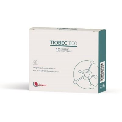 TIOBEC 800 FAST SLOW 10BUSTE
