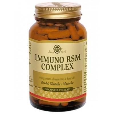 IMMUNO RSM COMP 50VEG CPS SOLGAR