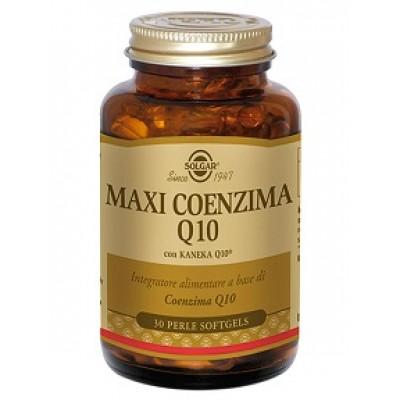 MAXI COENZIMA Q10 30 PRL SOLGAR