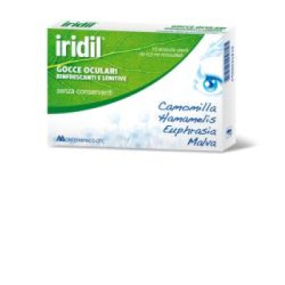 IRIDIL GTT OCULARI MONOD