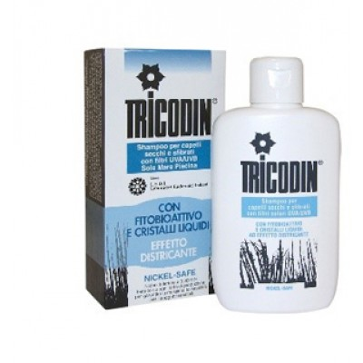 TRICODIN SHAMPO SECCHI 125ML
