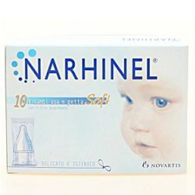 NARHINEL RICAMBI SOFT 10PZ