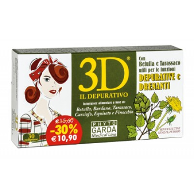 3DILDEPURATIVO30CPR