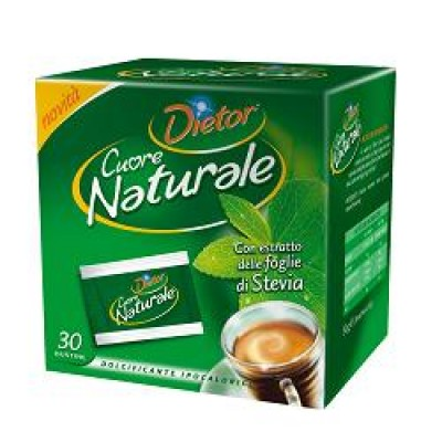 DIETOR CUORE NATURALE 30BUST