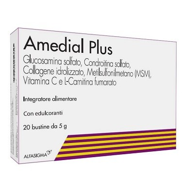 AMEDIAL PLUS 20BUST