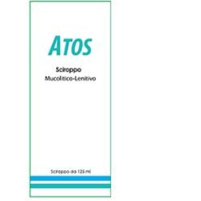 ATOS SCIR MUCOLITICO LEN 125ML