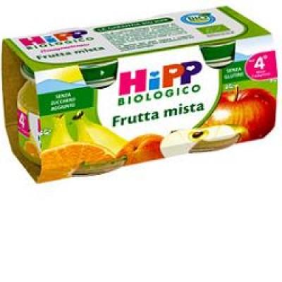 HIPP OMO FRUTTA MISTA 2X80
