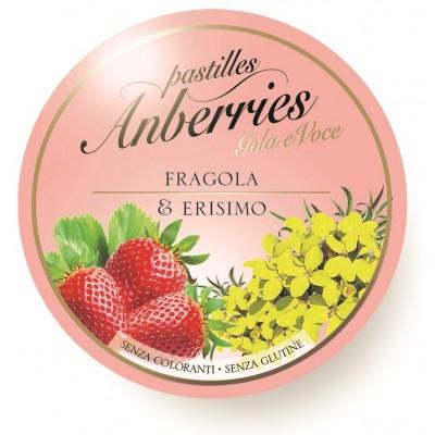 ANBERRIES FRAGOLA & ERISIMO 55G