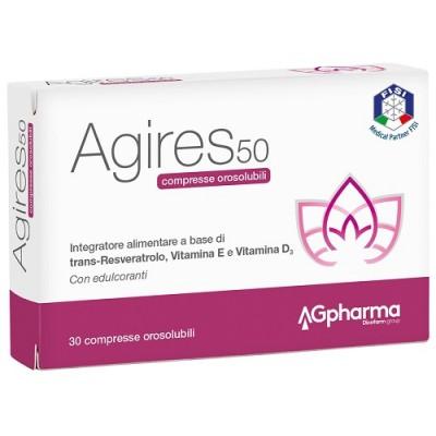 AG RES 50 30CPR OROSOLUBILI