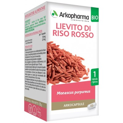 ARKOCAPSULE LIEV RISO ROSS 45CPS