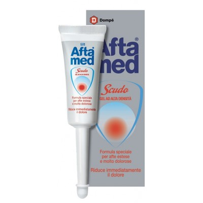 AFTAMED SCUDO GEL 8ML