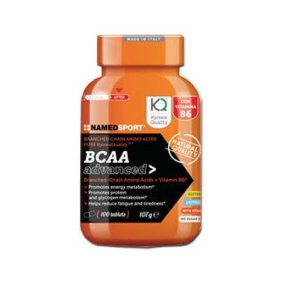BCAA ADVANCED 100CPR NAMED