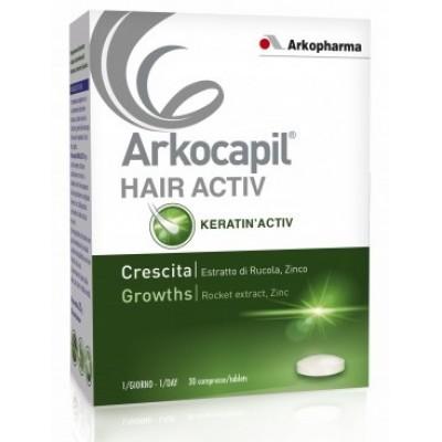ARKOCAPIL HAIR ACTIV 3X30CPR
