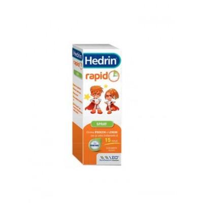 HEDRIN RAPIDO SPRAY 60ML