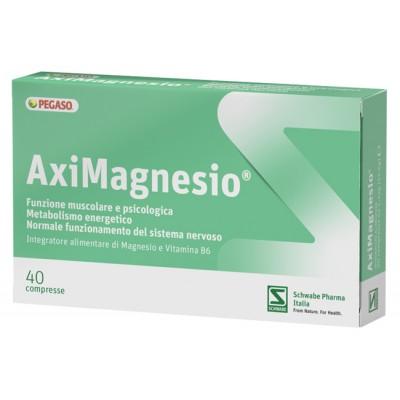 AXIMAGNESIO 40CPR PEGASO