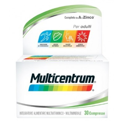 MULTICENTRUM  30CPR