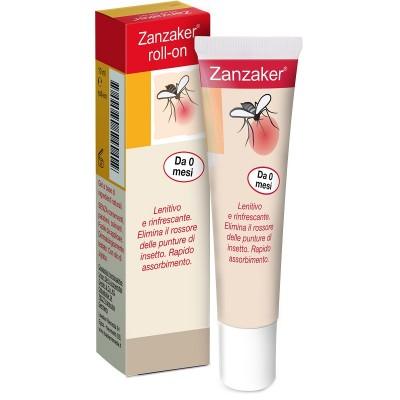 ZANZAKER ROLL ON TUBO 10ML