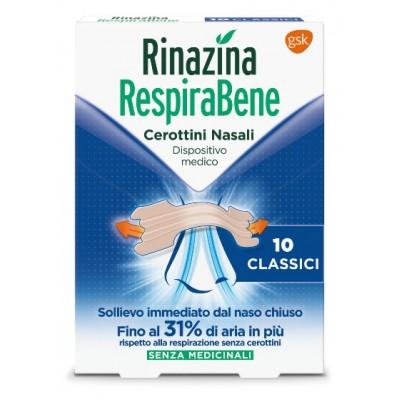RINAZINA RESPIRABENE CLASS 10PZ