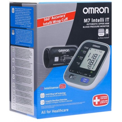 OMRON-M7 IT MISURATORE PRESS