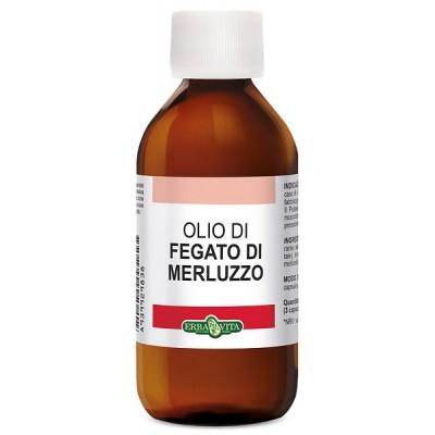 OLIO FEGATO MERLUZZO 100ML