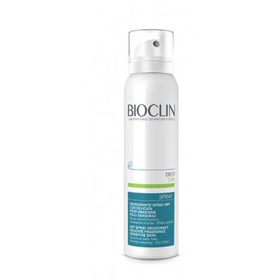 BIOCLIN DEO 24H SPRAY DRY C/P