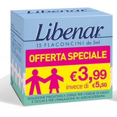 LIBENAR 15FL 5ML TAGLIO PREZZO