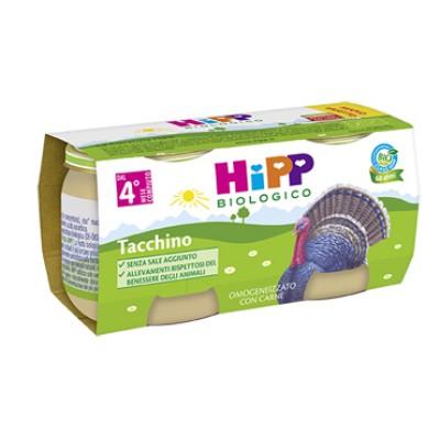 HIPP BIO OMOG TACCHINO 2X80G